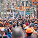 Koninginnedag 2013, reguliersbreestraat