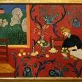 Matisse, la chambre rouge