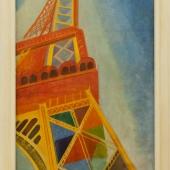 Parijs, stad van de Moderne Kunst
