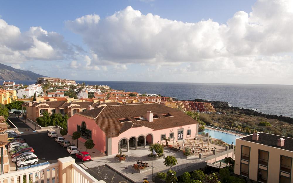 La Palma, Los Cancajos